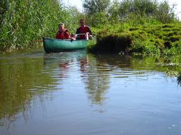 Kano-varen in Limburg