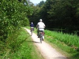 Knooppunt fietsen in Noord-Limburg