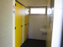 Overzicht sanitair de Linde Recreatie